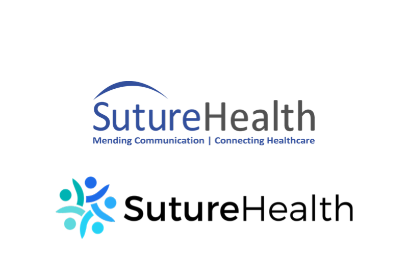 SutureHealth Logo Evolution