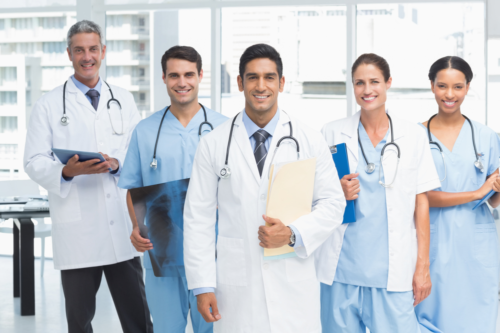 Medical Team - Nurse Practitioner and Physician Assistant Signing